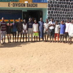 Bauchi State Police Arrest S3.x Party Organizers [Photo]