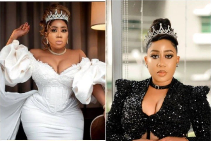 Yoruba actress, Moyo Lawal shares stunning pictures as she celebrates her birthday