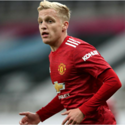 Man Utd vs Watford: Solskjaer takes decision on allowing Van de Beek to leave