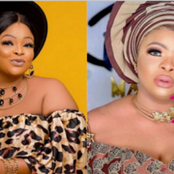 """I Promise To Stop Comparing Myself To Others"" Actress Dayo Amusa Says Her New Year Vows."