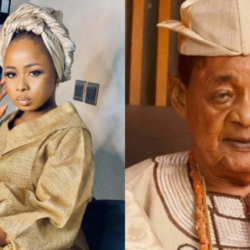 Alaafin of Oyo's estranged wife, Queen Ola talks about how everything she was afraid of happening, finally happened