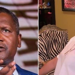 How My Ex Girlfriend Tried To Extort $5million From Me - Aliko Dangote