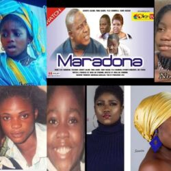 Remember Opemipo Bamgbopa, Kid Actress, Who Played Role a in Maradona Movie, See her Recent Pictures