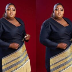 Eniola Badmus says it's okay for celebrities to live a fake life