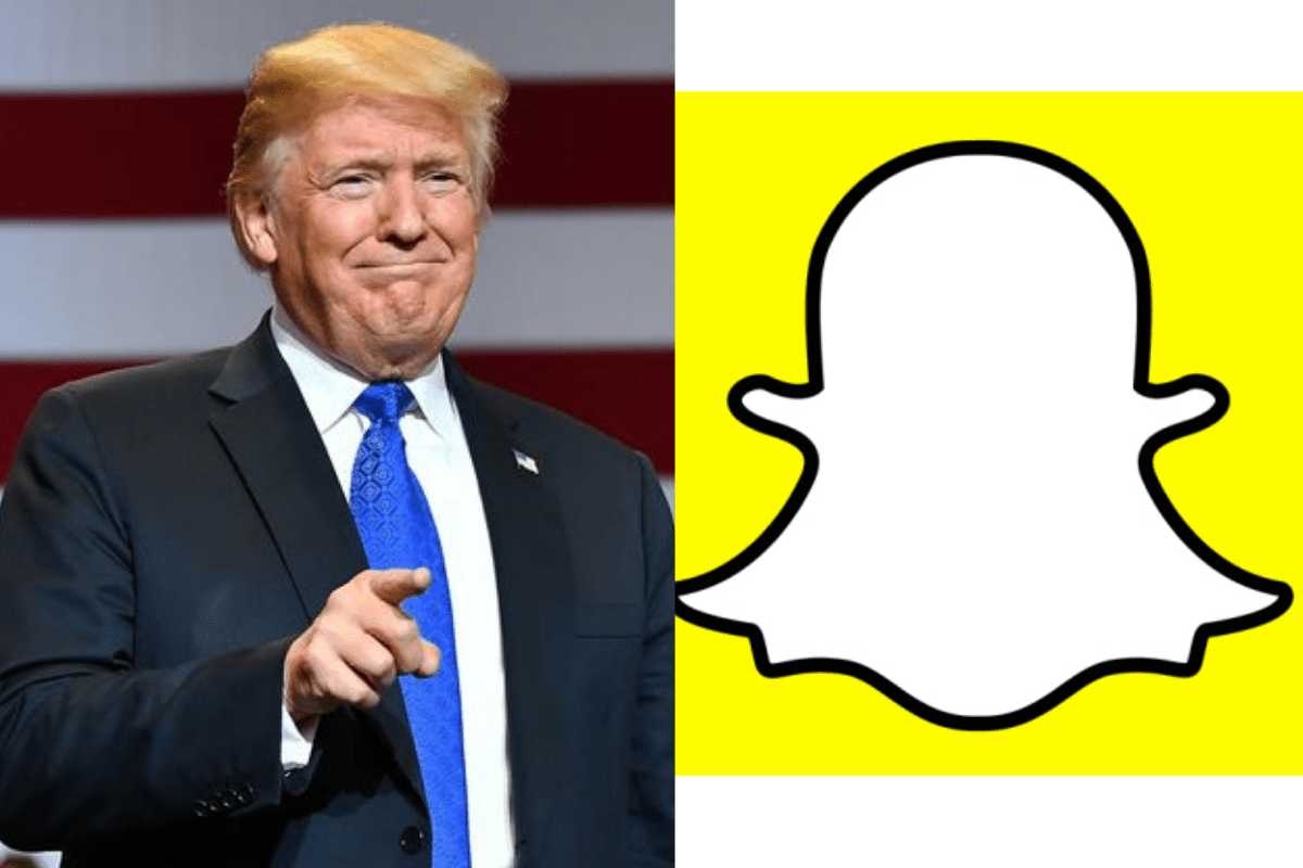 Snapchat Permanently Bans President Trump's Account
