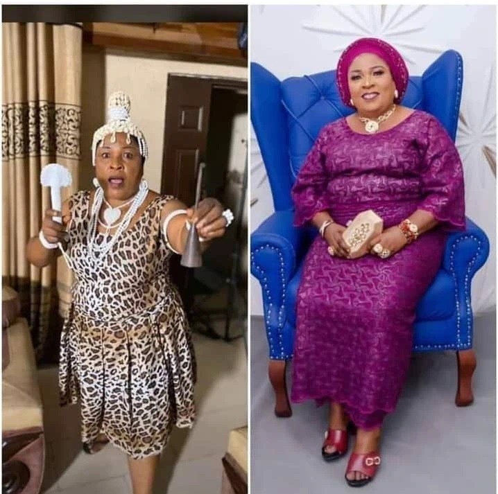 Check out the lovely pictures of Yoruba Film actress, Folake Aremu who passed away at the age of 60.