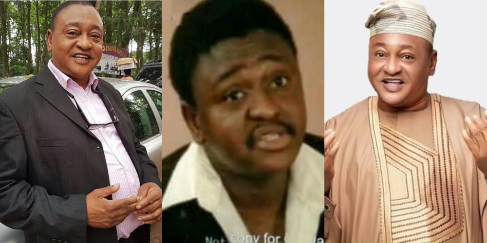 VIDEO : Actor Jide Kosoko Celebrates 67th Birthday With Thanksgiving Song