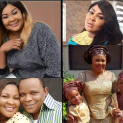 Beautiful Pictures Of Ireti Osayemi, Husband And Children as she clocks 39 years old today