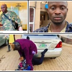 "Jigan Has Staged A Fight With Another Yoruba Actor. Watch the Video, ""Dem nearly Kill Jigan oooo"""