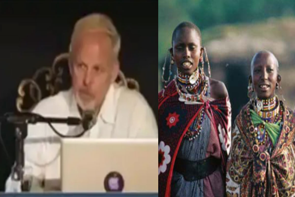 """""""We Must Kill Africans, They Are Worthless""""- White Man Says In A Viral Video [WATCH]"""