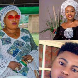 Folake Aremu who was well known as Orisabunmi Died Yesterday, See the Photos of the Children She left Behind