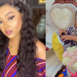 Nollywood Actress Mercy Aigbe Appreciate Fans And Friends As They Gave Her Plenty Birthday Gifts (video)