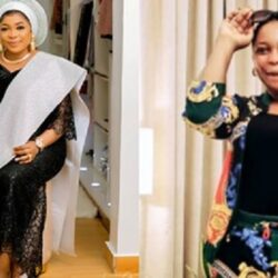 """""""I am praying for you all that good things, joy and happiness would never cease from your homes Insha Allah""""-Nollywood Actress Kemi Afolabi Appreciate her Colleague and her Fans As They Celebrates Her House Warming with Her (photos)"""