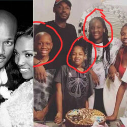 """""""Wetin Concern 2baba With DNA Test""""- Fans Point Out The Resemblance Between Tuface & His Children"""