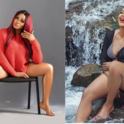 Are You More Dignified Than Me? – Uche Ogbodo Slams Those Attacking Her For Posting Nude Photo