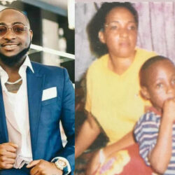 """""""I Miss Your Warm Hugs And Lovely Kisses"""" – Davido Shares An Old Letter He Wrote To His Late Mum After She Died"""