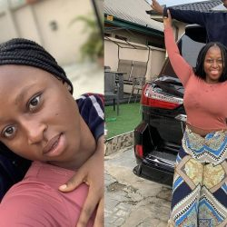 Fans React As Kid Comedienne, Emmanuella Flaunts Newly Acquired Lexus SUV