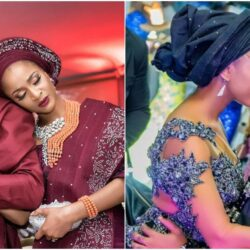 """My baby had a baby and he's everything we prayed for"" Banky W celebrates his wife Adesua as she 30 Today"