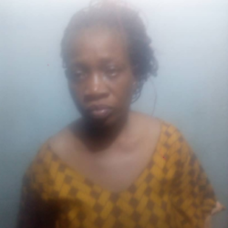 Landlady's daughter arrested for allegedly beating male tenant to death in Lagos (photo)