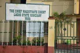 Man arraigned in court for beating his daughter to death in Lagos
