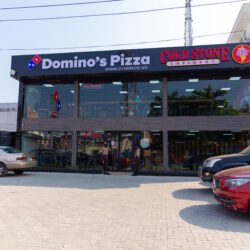 Hello Victoria Island, Your Favorite Domino's & Cold Stone Outlet is back, bigger and better