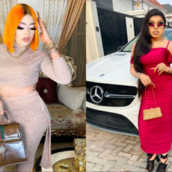 'Madam, Just Come Out & Say You Are Broke' – Bobrisky Replies BBNaija Star, Ka3na For Chastising Celebrities Who Give Money To Fans For Tattooing Their Photos On Their Body
