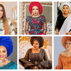 6 Beautiful Yoruba Actresses Over 40 Years Old But Look Younger Than Their Real Age (Photos)