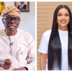 'You can't even protect your people' – Nollywood Actress Iyabo Ojo blasts Babajide Sanwo-Olu (video)