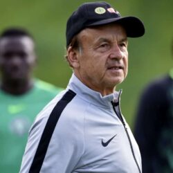 Rohr confirms new first-choice Super Eagles goalkeeper