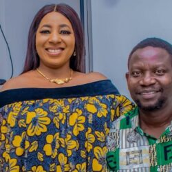 Afeez Owo Defends Wife, Mide Martins In Middle of Damilare Peters Scandal