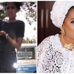 'You Look Like Number 1' – Fans React As Toyin Abraham Shares Epic Throwback From 20 Years Ago
