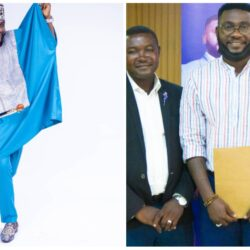 """""""Double Celebration"""" – Few Hours After His Birthday, Actor Jide Awobona Bags An Endorsement Deal (Photos)"""