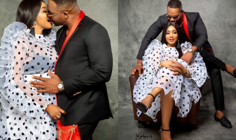 """""""If marry the right woman, you will be complete,if you marry the wrong one and you will be finished"""" – Nollywood Actor Bolanle Ninalowo Sends A Heartwarming Valentine Message To His Wife (Video & Photos)"""