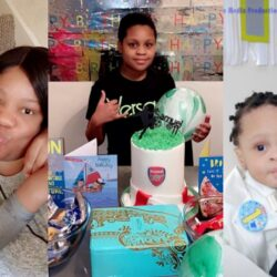 Yoruba Actress, Opeyemi Aiyeola Celebrates Son's Birthday With The Most Beautiful Words As He Turn 11 Today (Photos)