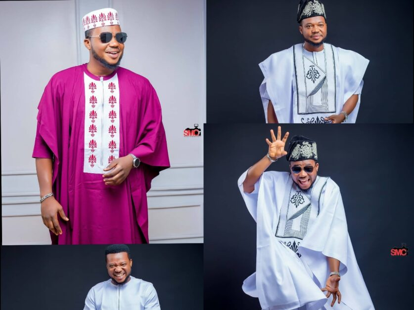 Yoruba Actor Ayo Olaiya Celebrates His Birthday Today (Photos)