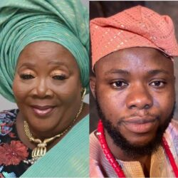 War in Yoruba film industry: Iya Ereko angry after Jamiu Azeez accused her of stealing his movie concept