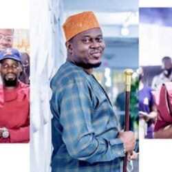 Congratulations Are In Order For Yoruba Actor Muyiwa Ademola As He Becomes The Latest Ambassador In Town (Photos)