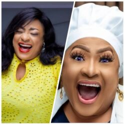 Check Out Funny Pictures Of Actress Foluke Daramola As She Celebrates Her Birthday yesterday