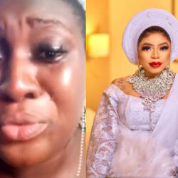 Lady Cries Uncontrollably, Says Bobrisky Has Not Posted Anything Since Morning (VIDEO)