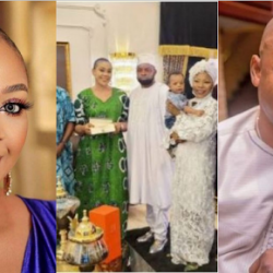 """""""She's Not Even Yoruba, This Is Disrespect To Our Tradition"""" Nigerians Reacts As MC Oluomo's Girlfriend, Ehi Bags """"Yeye Oge Of Ibadan"""" Cheiftaincy Title."""