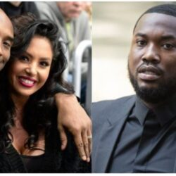 Late Kobe Bryant's wife, Vanessa calls out Meek Mill over disrespectful lyrics about her late husband, he reacts