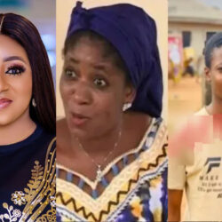 Mide Martins Accused Of Allegedly Abandoning The Last Child Of Her Late Mum, Funmi Martins