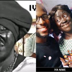 "Remember Yoruba Popular Actress ""Iya Niwe""~A Hilarious Old Mama in Film? See Her Recent Pictures"