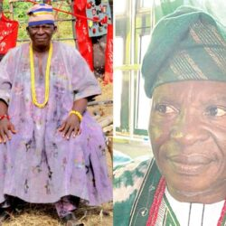 I almost quit theatre Act: when I was beaten by the Soldier on the kine of duty Chief Aderemi Adedeji