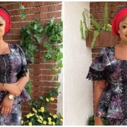 Actress, Ronke Oshodi Oke In Weight Loss Look saying her Boobs is one part of Her body I cherish most (Pic)