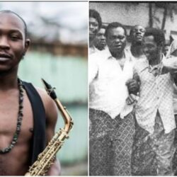 After 44 years, Seun Kuti demands justice for his father's death