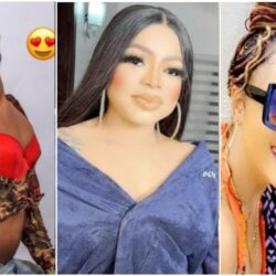 'Even Tonto Dikeh knows, Churchhill finally married his true love' Uche Maduagwu blasts Bobrisky for dragging Rosy Meurer