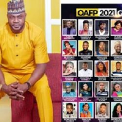 Nollywood Actor Odunlade Adekola's students celebrate him as they prepare for their graduations. (Photos & video)