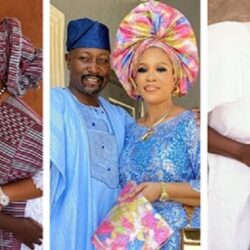 Yoruba Actress Mosun Filani Oduoye And Her Husband Celebrate Their 9 Years Wedding Anniversary (photos)