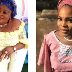 Meet Veteran Yoruba Actress Kudirat Soremi Iya No Network Beautiful Daughter (Photos)